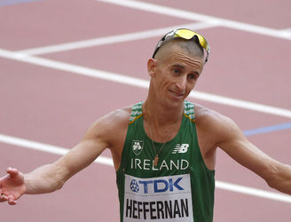 """I felt like Vinnie Jones in Mean Machine"" - Rob Heffernan on battling against drug cheats"