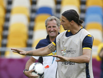 Sweden manager reveals his thoughts on Ireland and that first meeting with Zlatan Ibrahimovic