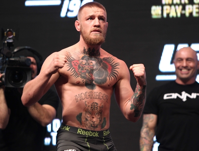 UFC Star Conor McGregor Is Unrecognizable In Childhood Photo
