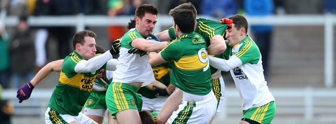 Reaction: Blood spilled as Kerry and Donegal clash