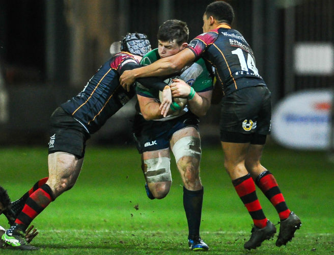 Highlights: Catch up on the weekend's Pro12 action