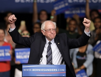 Bernie Sanders claims victory over Hillary Clinton in Michigan