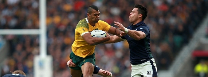 Kurtley Beale, Australia, Wasps,