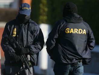 Gardaí seize three AK47s at Slane, Co Meath