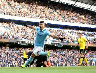 Sergio Aguero confirms he will leave Manchester City at the end of his contract