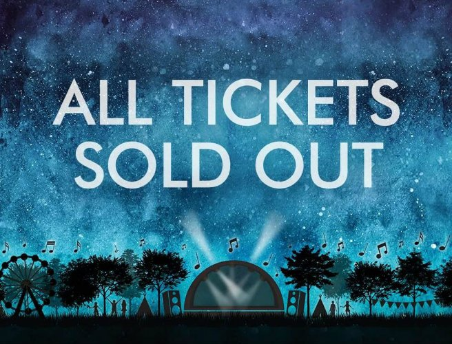 Electric Picnic tickets sold out in record time