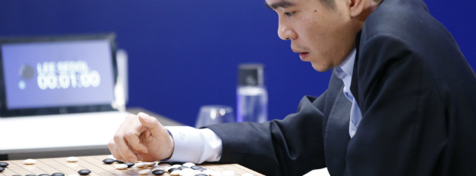 AI victory over Go champion shows computers may be capable of creativity