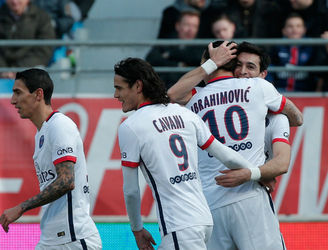 WATCH: Rampant PSG plunder nine goals to take French league title