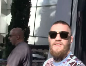 Conor McGregor welcomes Nate Diaz rematch