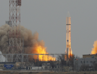 Europe and Russia launch spacecraft to search for life on Mars