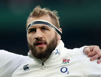 WATCH: England prop Joe Marler cited for striking Wales' Rob Evans