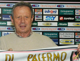 Palermo's managerial merry-go-round this season is truly head-spinning