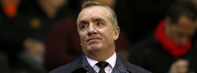 Ian Ayre to step down as Liverpool's chief executive