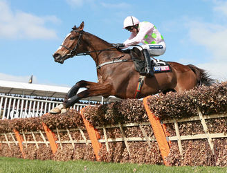 Vautour to run in the Ryanair Chase instead of Gold Cup