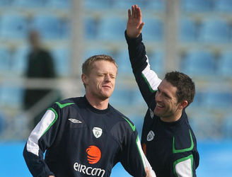 "Damien Duff believes it's a ""disgrace"" that Robbie Keane is so underappreciated"