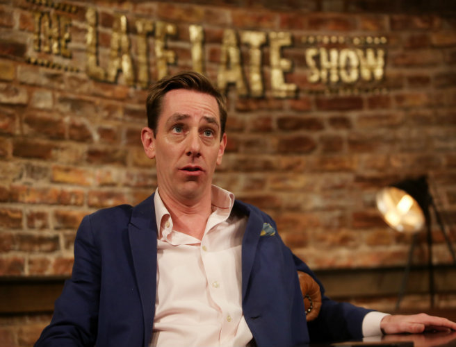Ryan Tubridy, joe, duffy, rte, presenters, figures,
