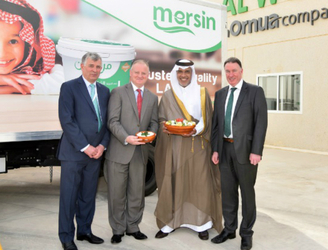 Irish company opens Saudi Arabian cheese plant