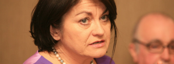 fidelma, healy, eames, politics, retirement, galway, west