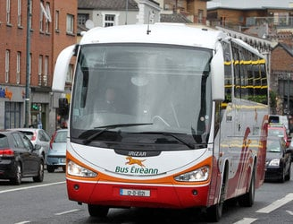 """The bus is known as the 'work horse' of the industry"" - Bus drivers seek pay increases"
