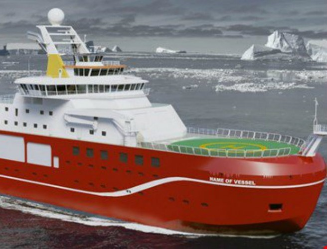 "A £200 million research vessel to be named ""Boaty McBoatface"" by the voting public"
