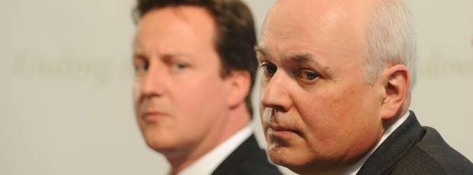 "Iain Duncan Smith says resignation ""nothing to do with Europe"""