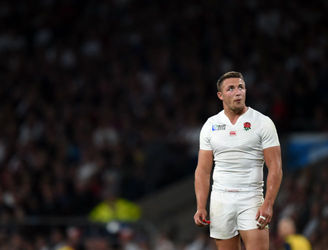 Sam Burgess involved in horrific rugby league injury