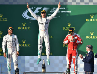 "Nico Rosberg triumph in Australian Grand Prix important to stay ""mentally strong"""