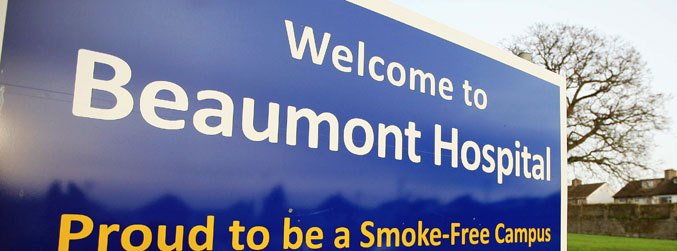 Beaumont Hospital, winter vomiting bug, restrictions, children, visitors