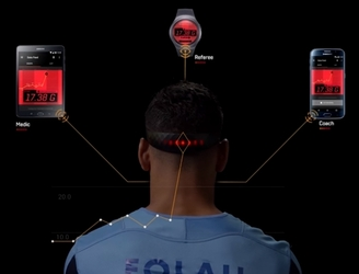 Samsung develop headgear to detect concussion in athletes