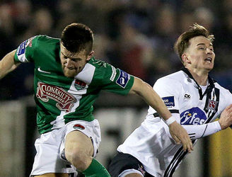 "Stuart Byrne: Cork City have ""bridged the physical gap"" to title rivals Dundalk"