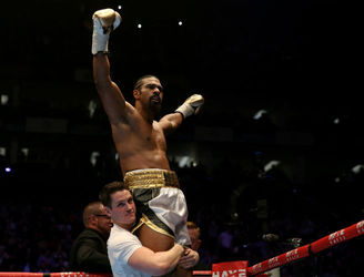 David Haye criticises plans to allow professional boxers to compete in the Olympics