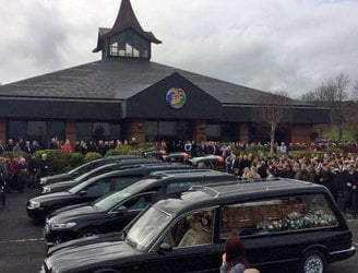 Hundreds attend Month's Mind mass for Buncrana victims
