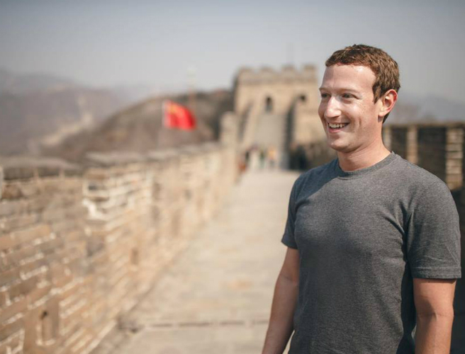 Can Mark Zuckerberg scale China's Great Firewall?
