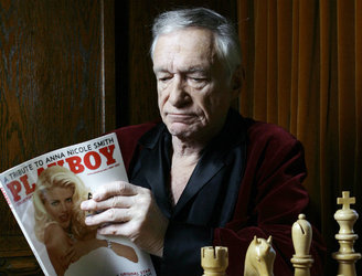 The Playboy empire is reported to be for sale