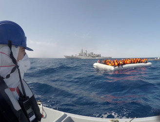 Over 500 lives lost since start of the year crossing the Mediterranean