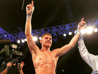 Jason Quigley continues to impress with a first-round knockout in America