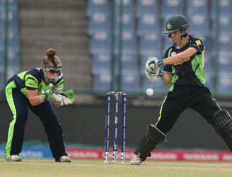 Ireland end their World Twenty20 campaign with defeat in India