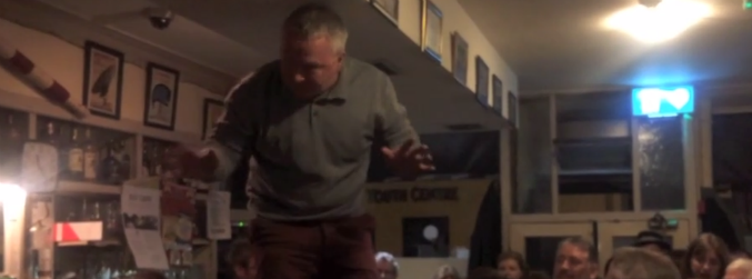 WATCH: Entire Kerry pub belts out 'Mr Brightside' in memory of dead friend