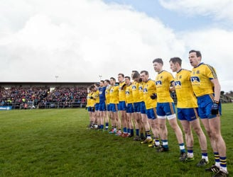 "Liam McHale is ""really optimistic"" about Roscommon's championship potential"