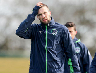 "Shane Duffy took a ""huge"" step forward for Ireland according to Ray Houghton"