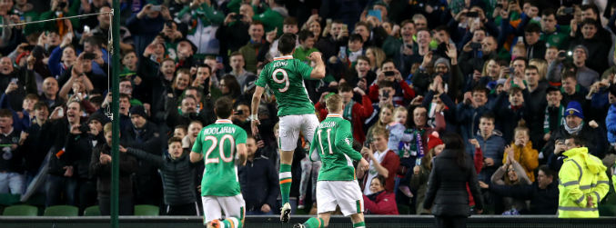Wes Hoolahan pulls the strings as Ireland draw with Slovakia