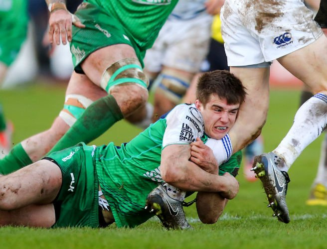 Connacht reveal seven players who will depart at the end of this campaign
