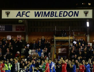 Author John Green's going to be making a movie about AFC Wimbledon's story