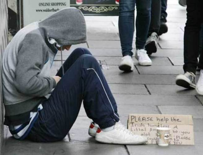 Homelessness levels reached record highs in January