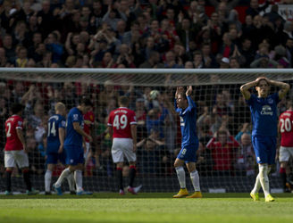 Weekend in Numbers: Everton face daunting trip to Old Trafford and home comforts for Norwich