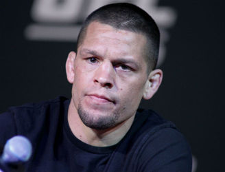 WATCH: Nate Diaz still seems to have his sights set on a Conor McGregor rematch