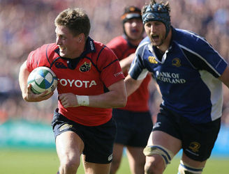 Four classic Munster v Leinster encounters