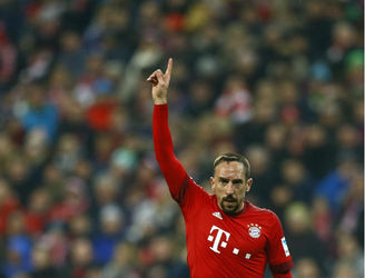 Watch out Euro 2016! Franck Ribery is back!