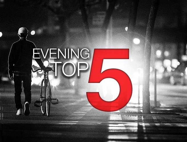 "Evening top 5: Trial hears of panic at Regency Hotel; Trump remarks ""shocking and shameful""; 15-year-old wins BT Science competition"