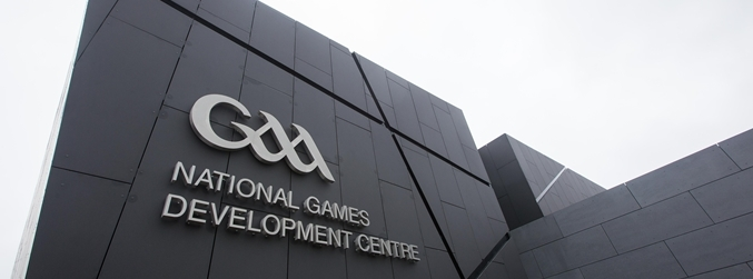 GAA, National Games Development Center, Abbotstown,
